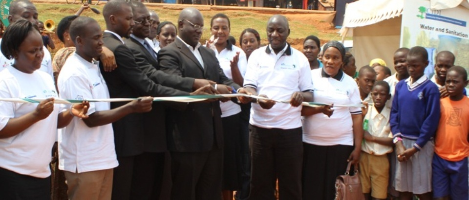 Kawempe Urban Poor Sanitation Improvement   Project  LAUNCH