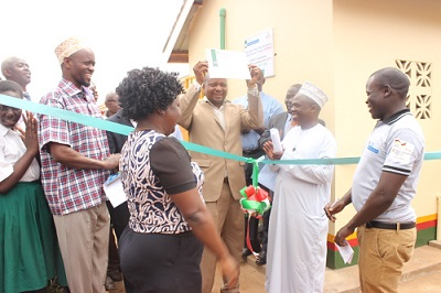 CIDI hands over multimillion waterborne sanitary facilities in Kawempe schools  With support from the African Water Facility through the African development Bank  Read more